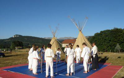 aikido groupe tipis Aiki'Tipi
