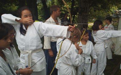 Aiki'Tipi tir à l'arc aikido