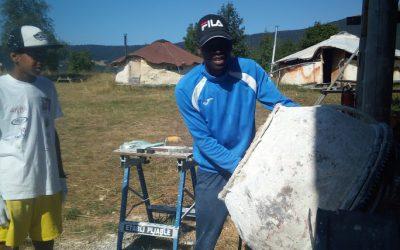 chantier de jeunes internationaux